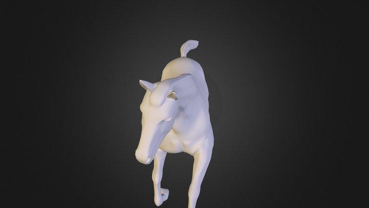 tuyouyou-horse 3D Model