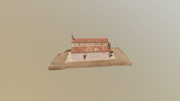 Chiesa di Santa Maria di Devia 3D Model