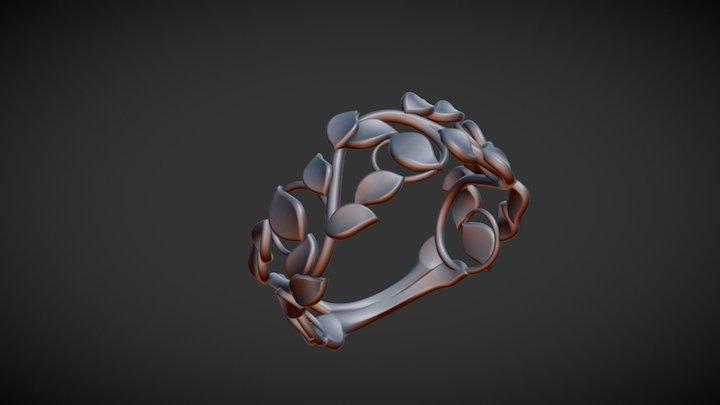 Ring 017 3D Model