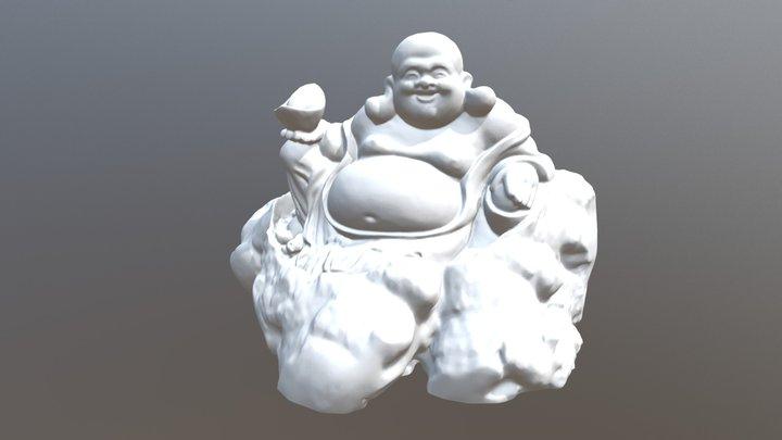 Buda(wp) Revised 10% 3D Model