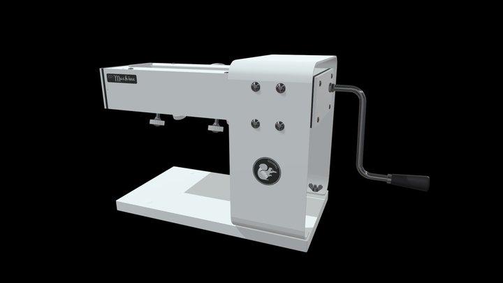 LC Machine 2020 - Squirrel 3D Model