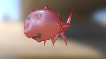 badcat 3D Model