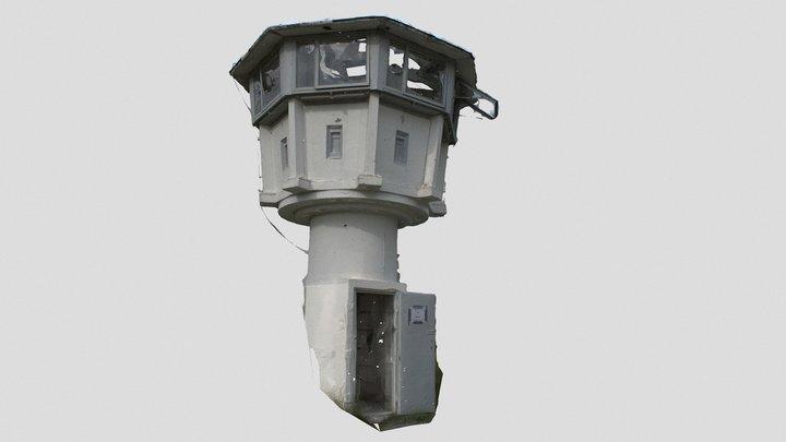 BT-11 (Beobachtungsturm-11) 3D Model