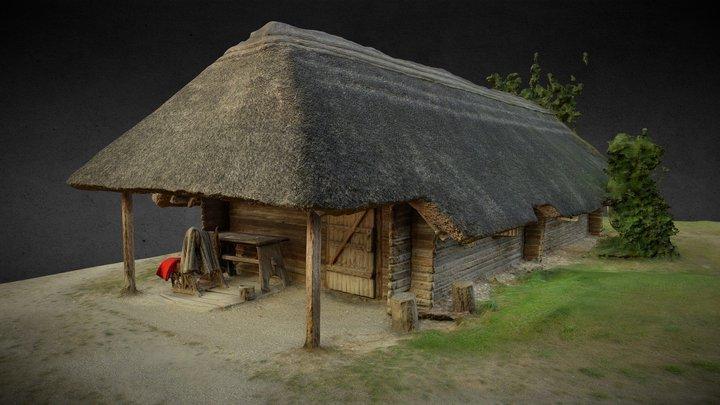 Mitterkirchen - Sommerhaus 3D Model