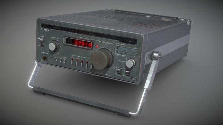 Sony CRF-1 3D Model