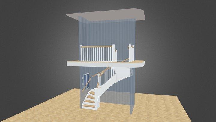 Haukas-S 3D Model
