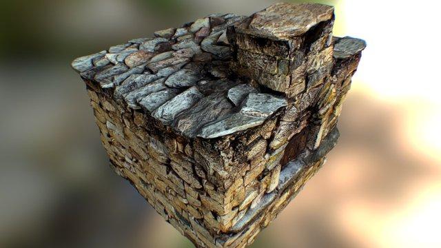 stone oven 3D Model