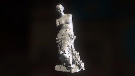 Venus Dolorosa 3D Model
