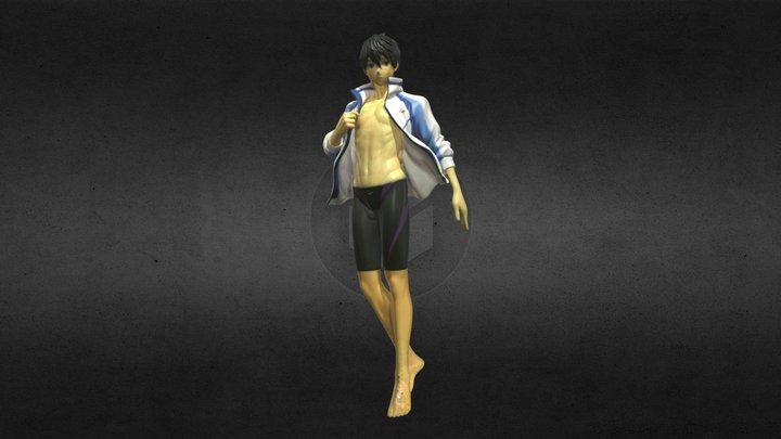 橘真琴 2/ Makoto Tachibana たちばな まこと 2 3D Model