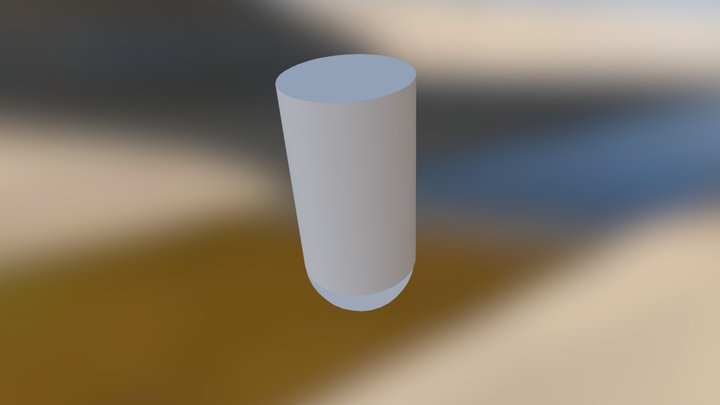 Chum 3D Model 3D Model