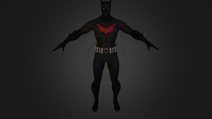 batman beyond 3D Model