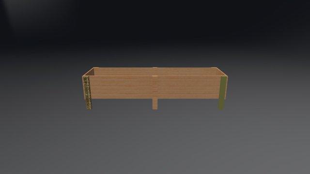 Planter-obj 3D Model