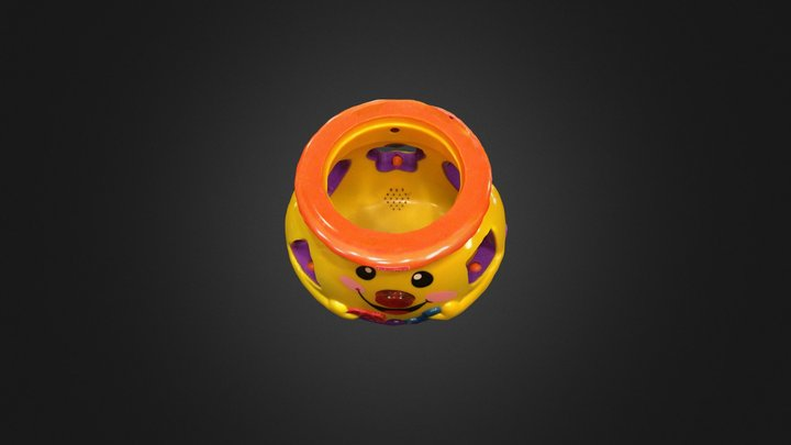 Csupor 3D Model