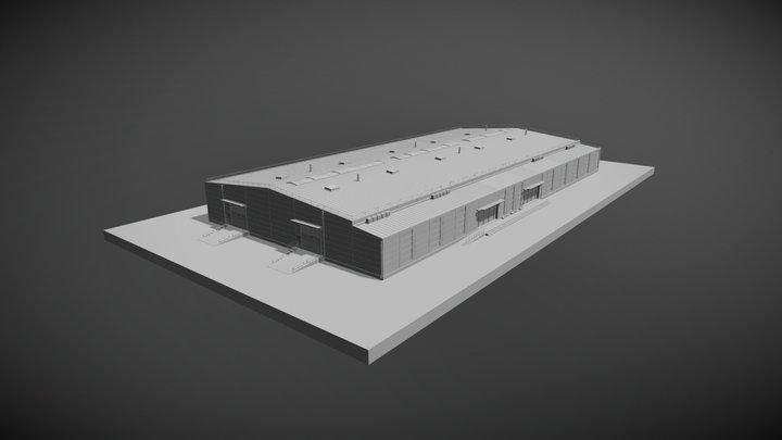 VDNH 3D Model