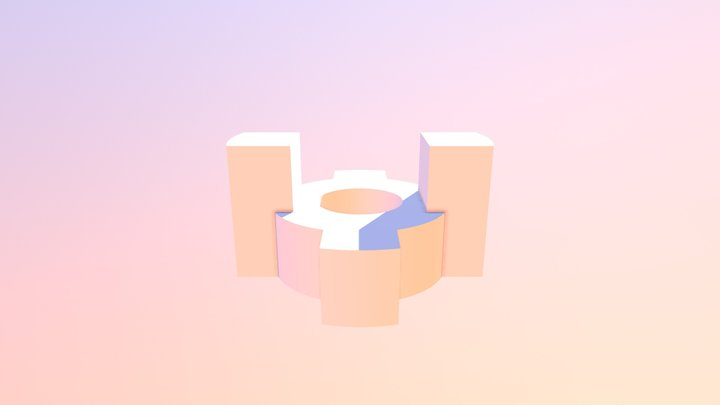 Aletas 01 3D Model