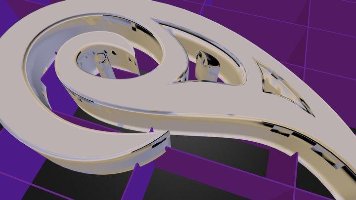 logo Cav 3D Model