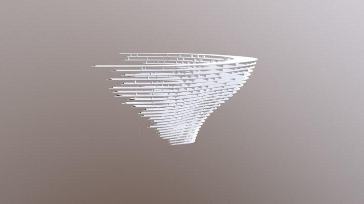 180129 Ship 2 3D Model