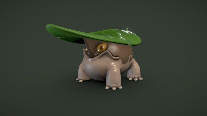 Tiny Dragon 3D Model