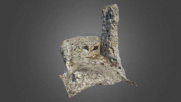 Torre di San Biagio - Fonte Nuova 3D Model