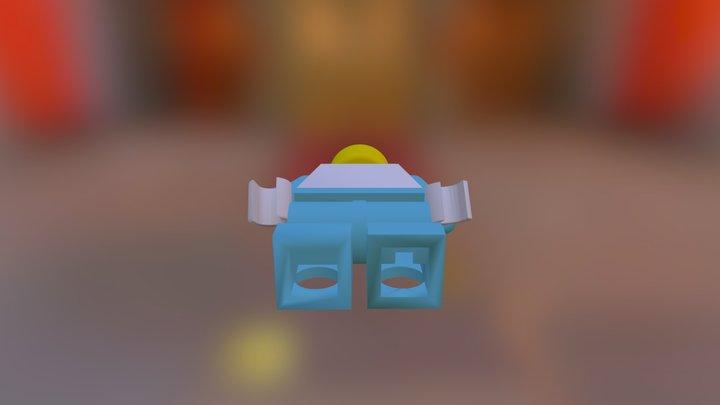 Lego Assembly 3D Model
