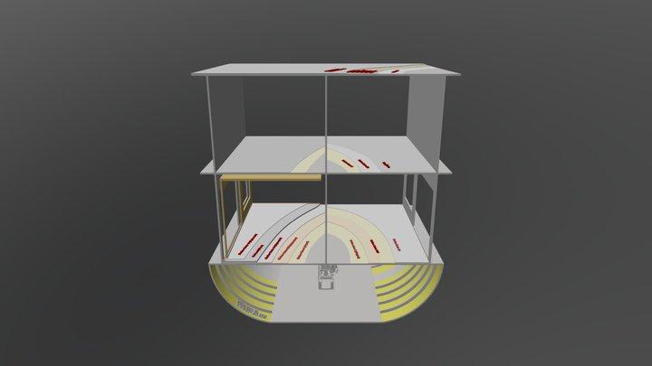 Sikafloor Marine 3D Model