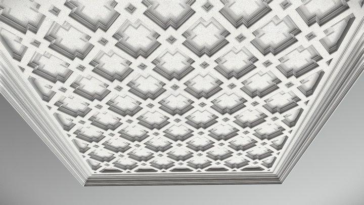 Ceiling Design Cmc-c6 3D Model