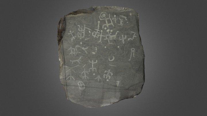 Seton Hall Petroglyphs