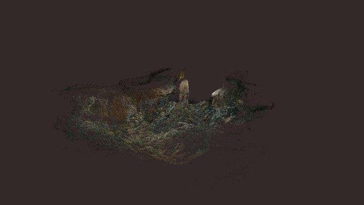 Sistema Camilo Grand Canyon Mining Activity 3D Model
