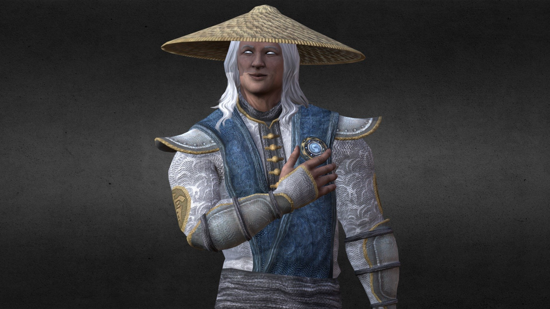 Revised Raiden MK9