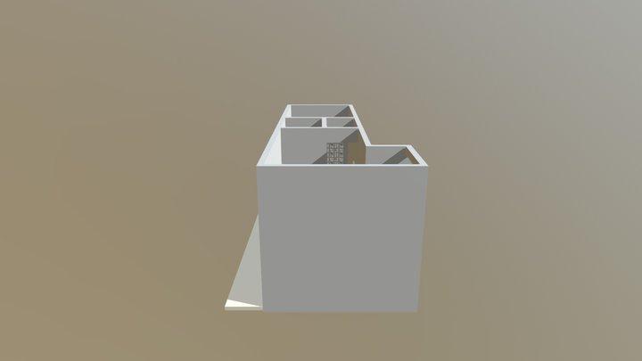 Mock Up Dapur 3D Model
