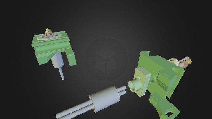 WaXeM Carriage 3D Model