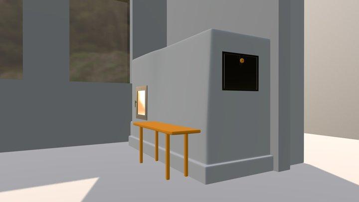 Kamna Matocha 3D Model