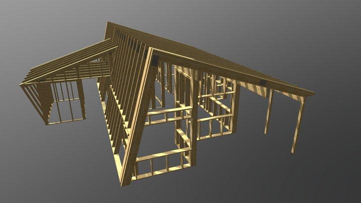 106630 3D Model