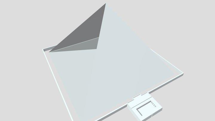 Khufu's Pyramid 3D Model