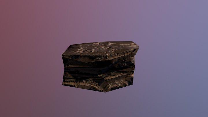Cliff Face 1 model 3D Model