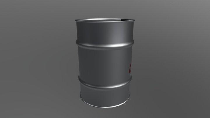Barrel (Бочка) 3D Model