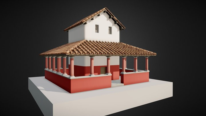 Fanum 3D Model