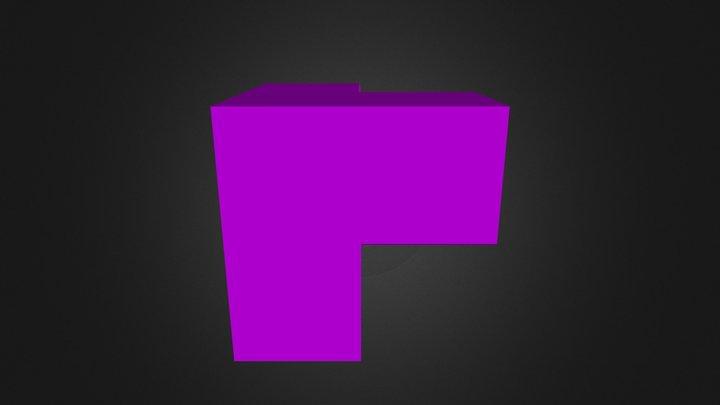 Purple 3D Model