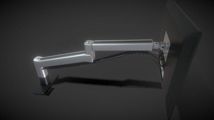 Screen Arm 3D Model