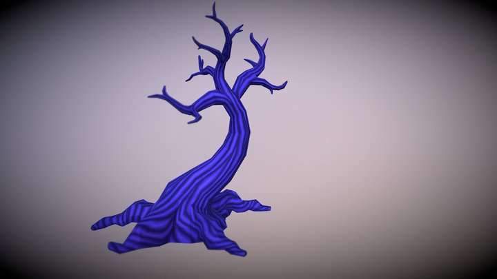 Center Clearing Set (Tree 1) 3D Model