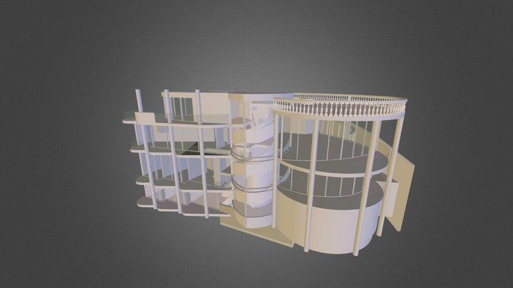 2A Test 3D Model