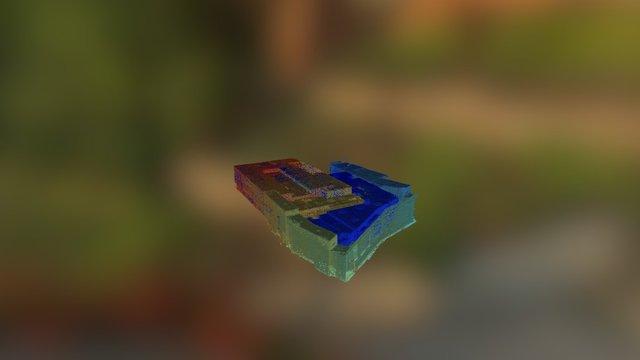 Partial Survey 3D Model