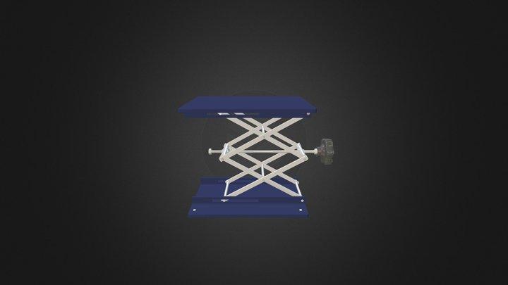 Support  Elevateur 3D Model