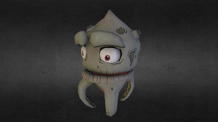 InfectED - boss 3D Model