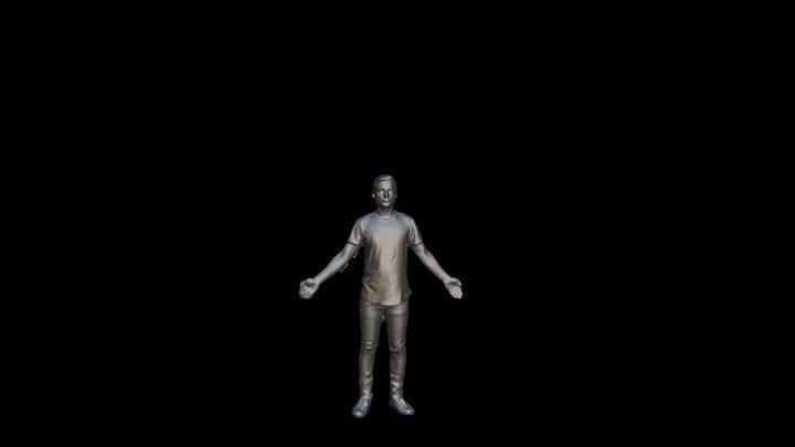 Jake Scan 3D Model