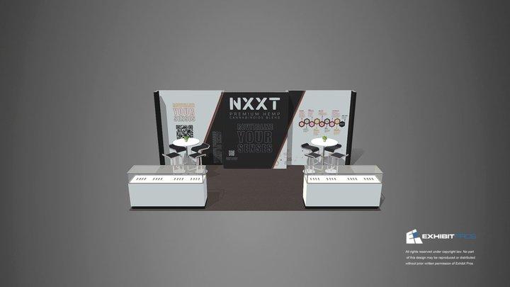 NXXT 3D Model