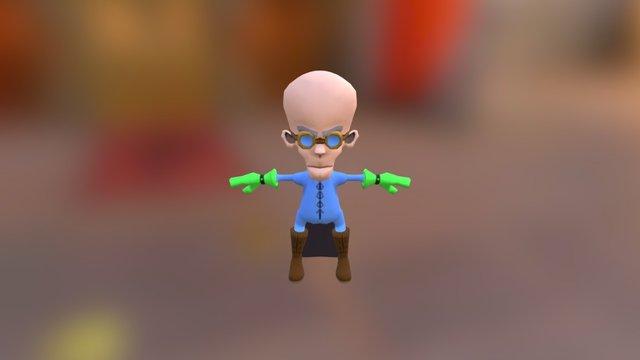 Drwho Finalgogels 3D Model