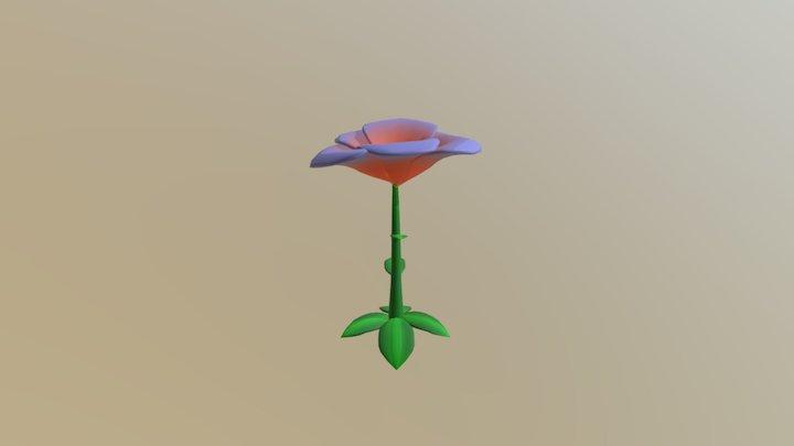 Flower Idle2 I2 3D Model