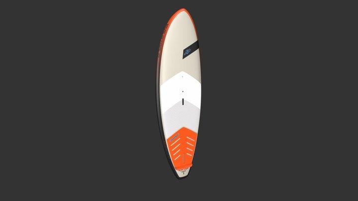 JP 20 Surf Wide IPR 3D Model