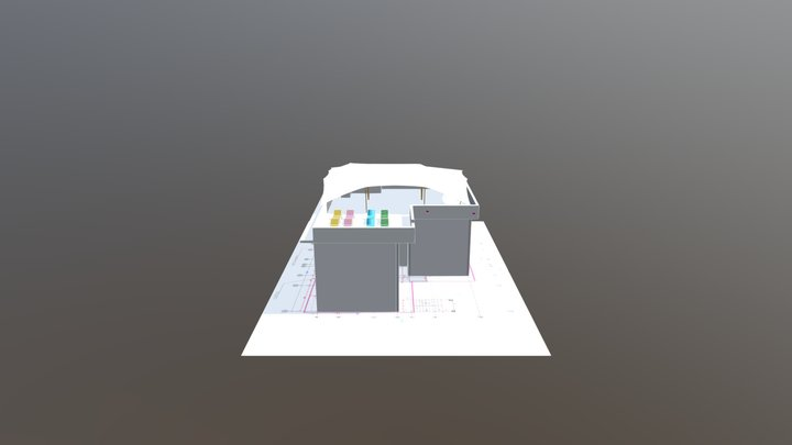 katikati 3D Model